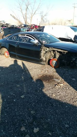 Parting out a 2010 Audi S5 for Sale in Detroit, MI