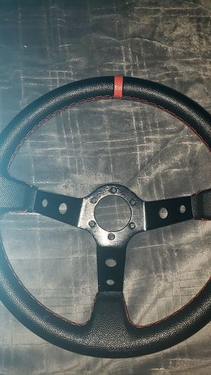 Quick release steering wheel for Sale in Los Angeles, CA