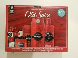 Old spice swagger kit for Sale in Boston, MA