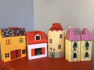 """Girl's toys doll houses """"Miffy"""" """"Ben and Molly"""" etc for Sale in Hollywood, FL"""