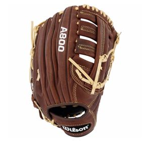 Wilson 800 glove new for Sale in Ivor, VA