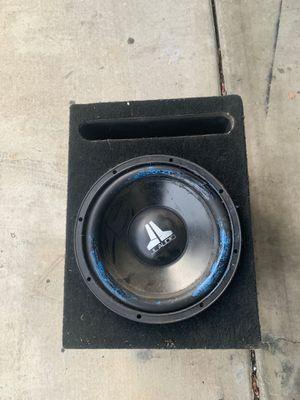 Box for sale speaker blown for Sale in Rialto, CA