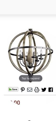 Brand new in box large chandelier. for Sale in Hoschton, GA