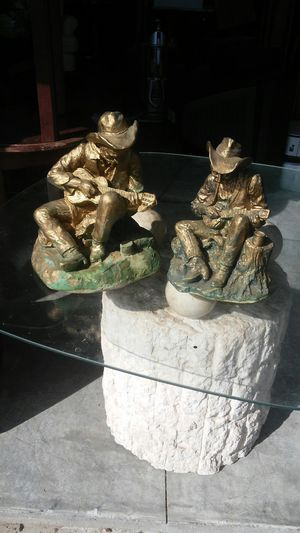 Collectible Antique Cowboy Statues for Sale in Roanoke Rapids, NC