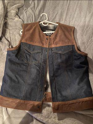 Espinozas Motorcycle Vest for Sale in Diamond Bar, CA