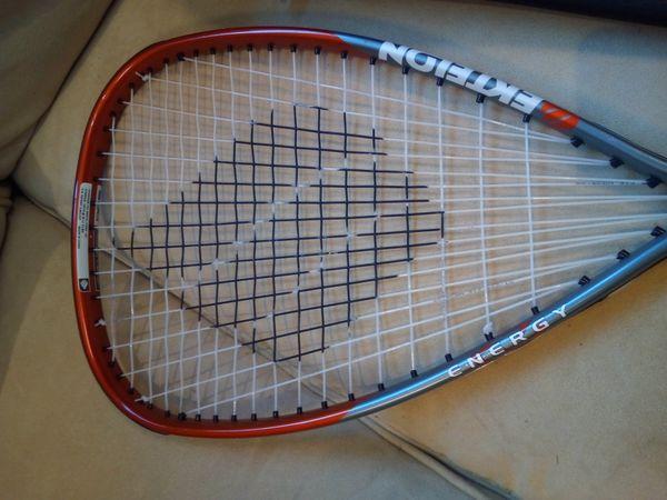 Nano titanium tennis rackets