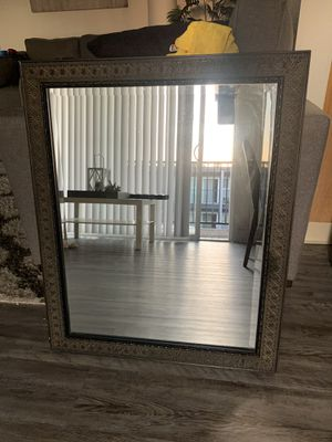 Wall Mirror 2.5' by 3' for Sale in Santa Clara, CA