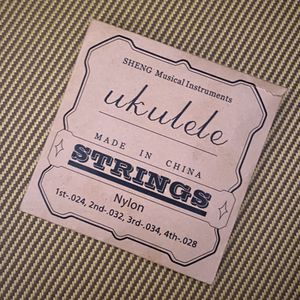 Ukulele strings, guitar, bass, synth for Sale in Delray Beach, FL