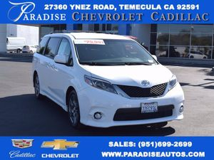 2017 Toyota Sienna for Sale in Temecula, CA