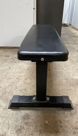Flat bench for Sale in San Bruno, CA