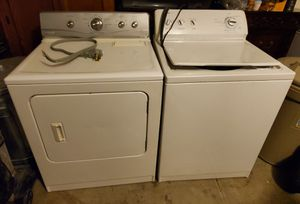 Kenmore Washer Maytag Dryer for Sale in El Mirage, AZ