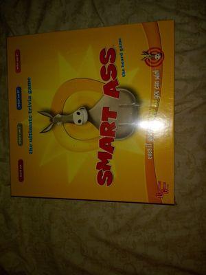SMARTASS BOARD GAME for Sale in Philadelphia, PA