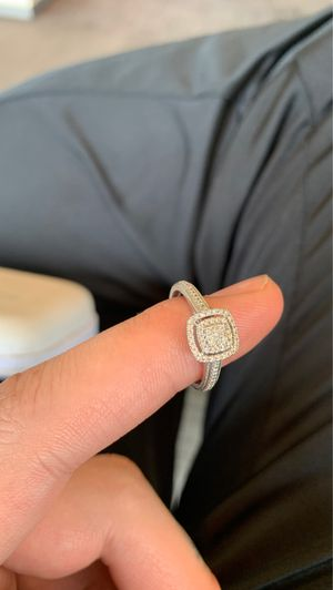 1/2 carat diamond ring (Size:7) for Sale in Stamford, CT