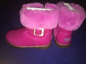 7 Toddler Girls UGG Boots $60 for Sale in Springfield, OH
