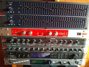 dbx equalizer for Sale in San Jose, CA