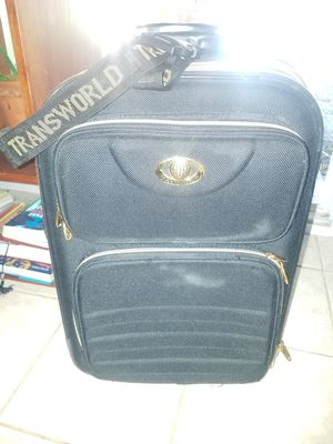 Transworld and Gabbiano carry on luggages for Sale in Springfield, VA