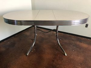 Vintage 50s dining table for Sale in Mesa, AZ