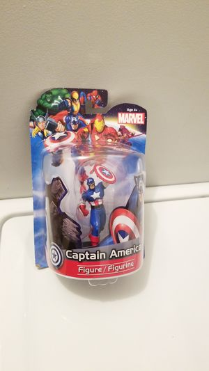 "Marvel Captain America figure 3.5"" for Sale in Pembroke Pines, FL"