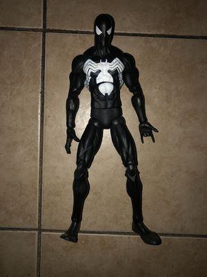 "Black Suit Spider-Man 12"" Action Figure Marvel Toy Biz 2006 for Sale in Hayward, CA"
