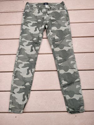 Girls camouflage pants for Sale in Tacoma, WA
