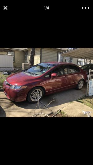 2006 Honda Civic for Sale in Dallas, TX