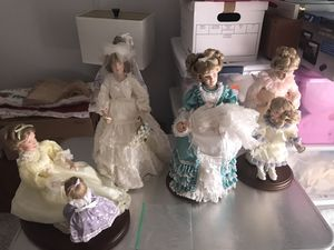 Mother and daughter dolls for Sale in Oviedo, FL