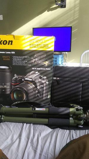Nikon D7100 D-SLR Kit for Sale in Chicago, IL