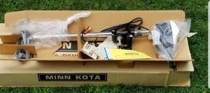 Minkota Trolling motor new for Sale in Rochester, MN