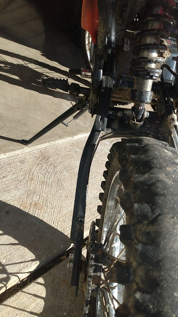 125cc dirt bike