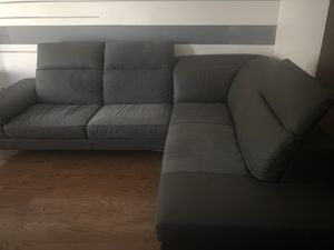 FREE Gray Sectional Couch for Sale in Atlanta, GA