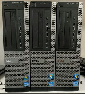 "20 x i5 Dell Optiplex 790 Computers With 20"" Widescreen Monitors - Quad Core, 8GB, 250GB for Sale in Austin, TX"