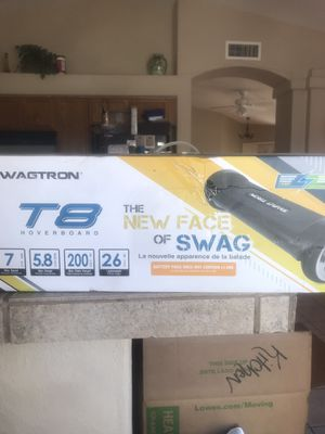 Swagtron T8 Hoverboard Black for Sale in Phoenix, AZ