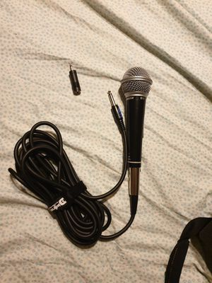 Brand new Samson microphone for sale for Sale in Palmetto, FL