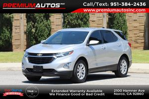 2018 Chevrolet Equinox for Sale in Norco, CA