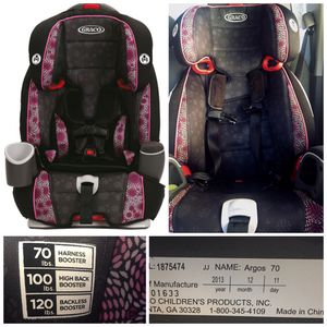 Graco Argos 70 Car seat for Sale in Eugene, OR