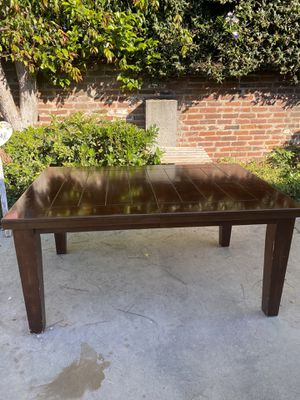Cherry Wood Dining Table for Sale in Alhambra, CA