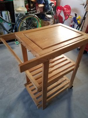 Kitchen Cart $45 for Sale in Chesapeake, VA