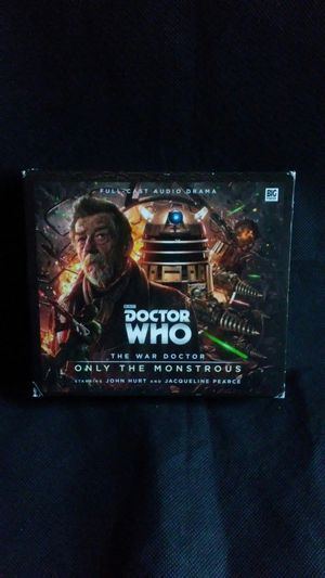 Rare Doctor Who Audio Book (3 Disc) for Sale in Lansing, IL