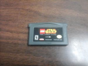 Gameboy Advance Lego Star Wars The Video Game for Sale in Charlotte, NC
