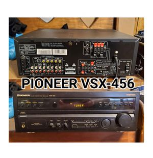 Pioneer receiver for Sale in North Ridgeville, OH