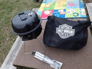Harley Davidson portable grill for Sale in Columbus, OH