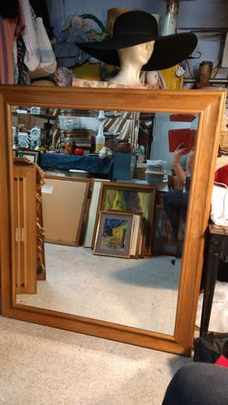 Large framed wall mirror for Sale in East Compton,  CA