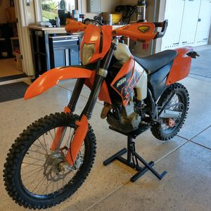 2007 KTM 400 XC-W for Sale in Fresno, CA