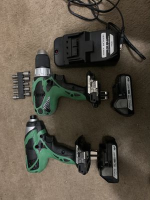 Huge Lot Of Drills and Tools for Sale in San Jose, CA