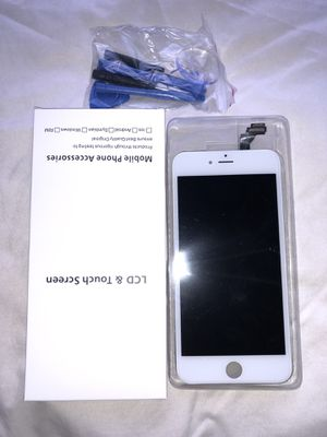 Brand new Lcd screen digitizer for iPhone 6/6 plus for Sale in Baldwin Park, CA