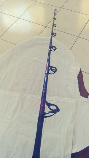 Ocean fishing rod for Sale in Wildomar, CA