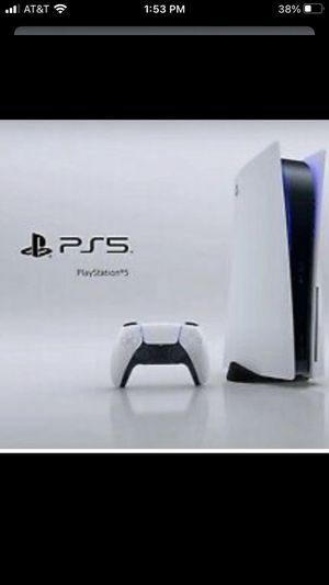 PS5 standard with disk pre-order confirmed for Sale in Las Vegas, NV