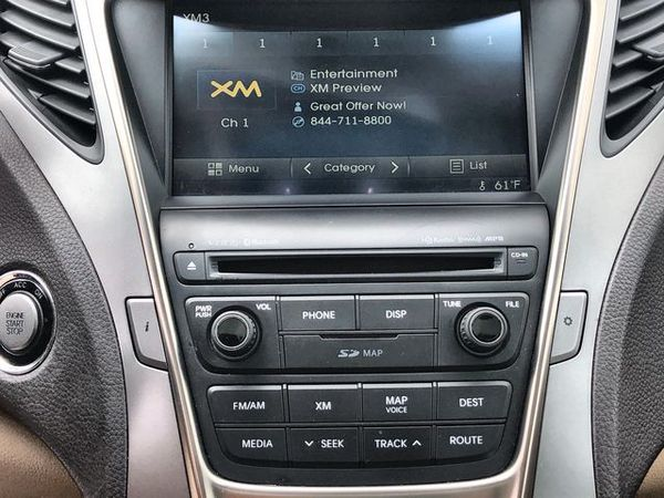 Hyundai Azera limited