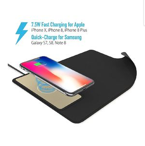 FASTPAD Ultra-Slim Wireless Charging Mouse Pad Wireless Charger for Sale in El Monte, CA