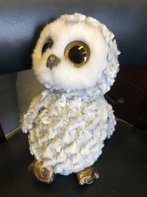 Ty Owlette Stuffed Animal for Sale in Griswold, CT
